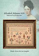 Elizabeth Atkinson - Cross Stitch Pattern
