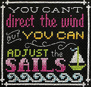 Words to Live By Part 6 - Cross Stitch Pattern