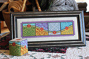 Seasonal Sun Sine - Cross Stitch Pattern