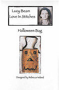 Halloween Bag - Cross Stitch Pattern