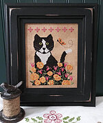 Mr Belvedere - Cross Stitch Pattern