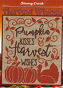 Harvest Wishes - Cross Stitch Pattern