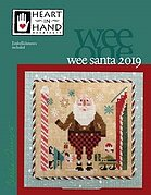 Wee Santa 2019 - Cross Stitch Pattern