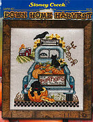 Down Home Harvest - Cross Stitch Pattern