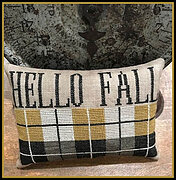 Hello Fall - Cross Stitch Pattern