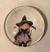 Trick or Treat Magnet - Needle Magnet