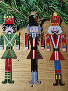 Nutcracker - Cross Stitch Pattern