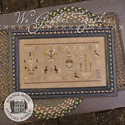 We Gather Together - Cross Stitch Pattern