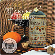 Harvest Home - Cross Stitch Pattern