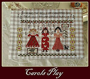 Carol's Play - Cross Stitch Pattern