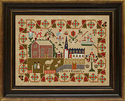 Ann Roberts - Cross Stitch Pattern