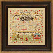 Frances Grassby - Cross Stitch Pattern