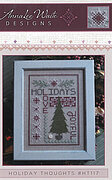 Holiday Thoughts  - Cross Stitch Pattern