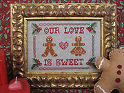 Our Love is Sweet - Cross Stitch Pattern