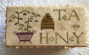 Tea Box - Cross Stitch Pattern