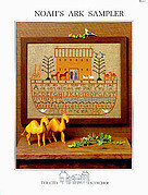Noah's Ark Sampler - Cross Stitch Pattern