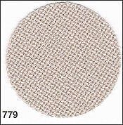 32 Count Light Taupe Lugana Fabric 18x27