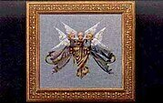 Heavenly Gifts - Cross Stitch Pattern