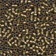 Mill Hill 62057 Frosted Khaki Beads - Size 11/0