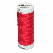 Red Geranium - Sulky 12wt Cotton Petites Thread 50 yds