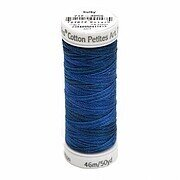 Royal Navy - Sulky 12wt Blendables Cotton Petites Thread