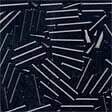 Mill Hill 72014 Black Bugle Beads - 6mm Long