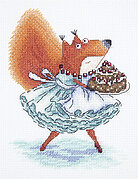 Tasty Treat - Cross Stitch Kit
