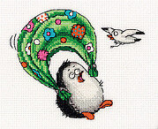 I'm flying! - Cross Stitch Kit