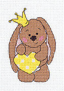 Princess - Cross Stitch Kit