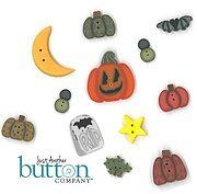Buttons for Halloween Night