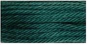 DMC Soft Matte Cotton Thread - 2500 Very Dark Blue Green