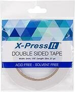 ".125""X27yd X-Press It Double-Sided Tape 3mm"