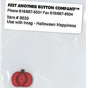 Halloween Happiness - Button