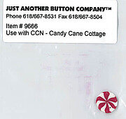 Button for Santa's Village 8 - Candy Cane Cottage
