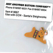 Button for Santa's Village 9 Santa's Sleighworks