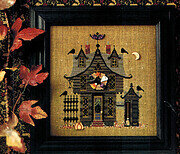 Three Gables 187 - Cross Stitch Pattern