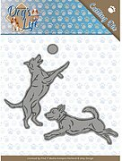 Playing Dogs - Amy Design Craft Die
