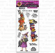 Halloween Magic Set - Clear Stamp