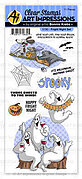Fright Night - Halloween Clear Stamp Set