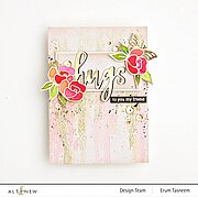 Mini Delight: Petite Posy - Stamp and Die Set