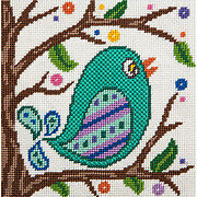 Songbird - Canoodles Needlepoint Kit