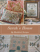 Sarah's House (Loose Feathers) - Cross Stitch Pattern