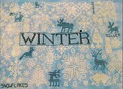 Quaker Seasons Winter - Cross Stitch Pattern