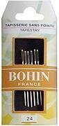 Bohin Tapestry Needles Size 24