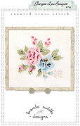 Georgia Lou Bouquet - Cross Stitch Pattern