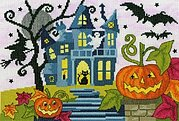 Spooky! Halloween - Cross Stitch Kit