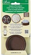 Clover Create-A-Pincushion - Brown
