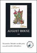 August House - Cross Stitch Pattern