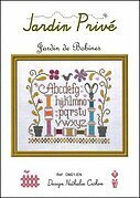 Jardin de Bobines - Cross Stitch Pattern
