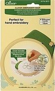 Clover 4 3/4 inch Embroidery Hoop